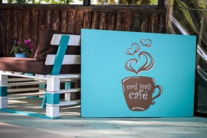 slika kafe